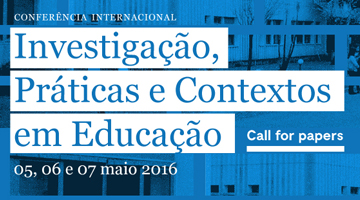 <strong>05, 06 e 07 maio 2016</strong><br>Call for Papers