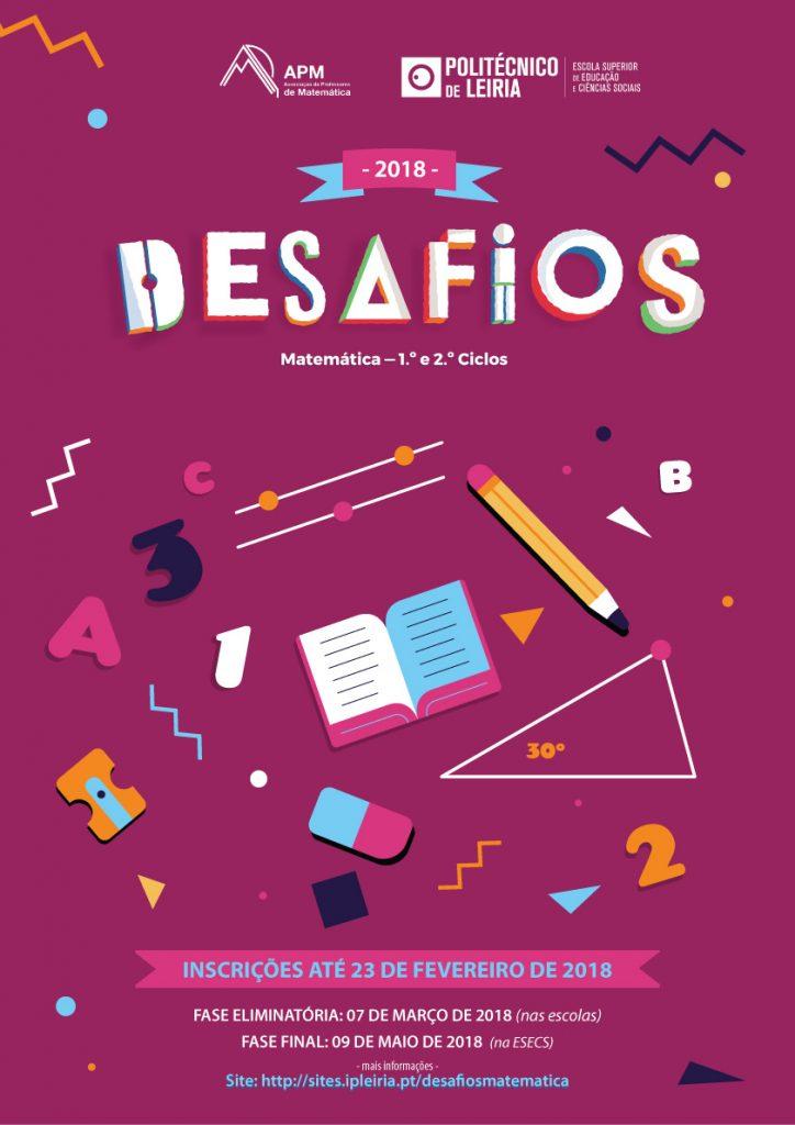Cartaz_Desafios2018