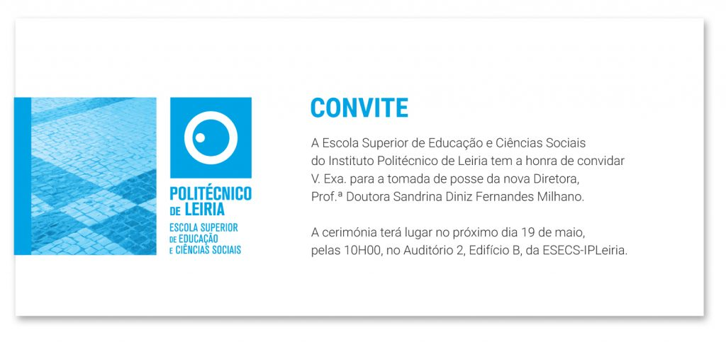 Convite_Tomada_Posse