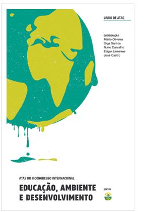 Livro de Atas do Congresso Internacional Educação, Ambiente e Desenvolvimento 2016