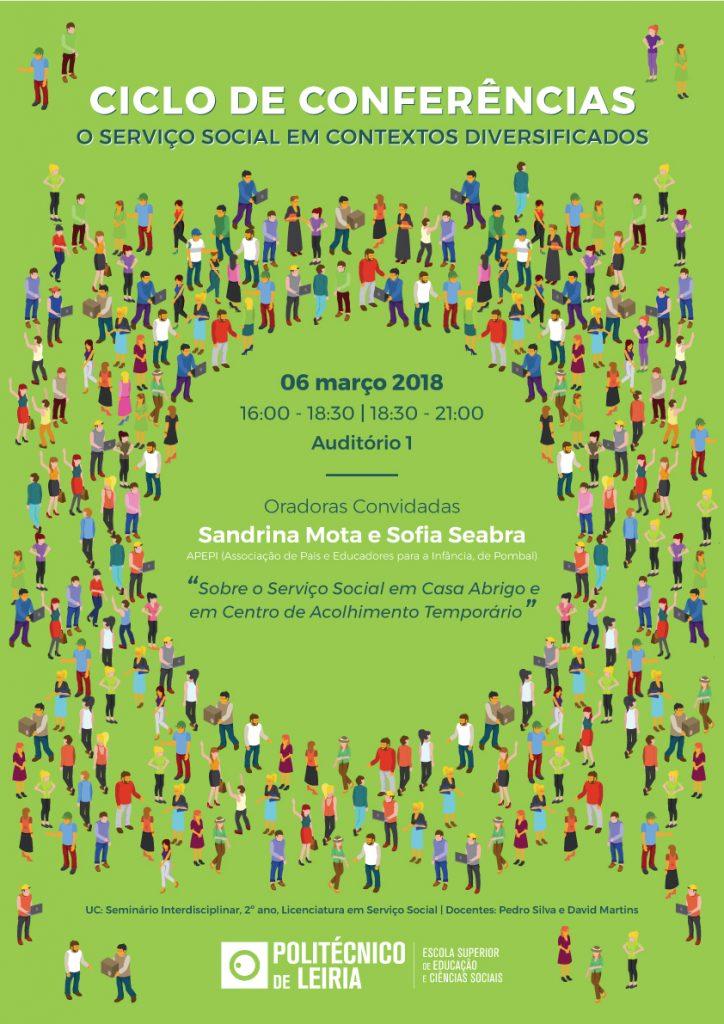 Cartaz_6Marco_Ciclo_Conferencias_Servico_Social-