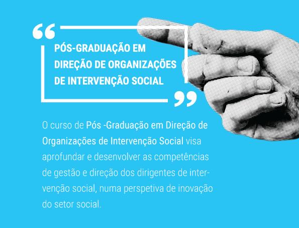Pós-graduação_Direcao_Organizacoes_Intervencao_Social