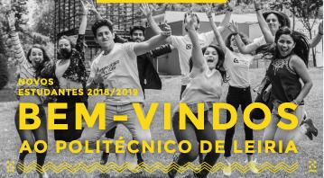 <strong>Novos Estudantes 2018/2019</strong>