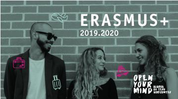 <strong>Candidaturas Erasmus+: 02 a 31 janeiro 2019