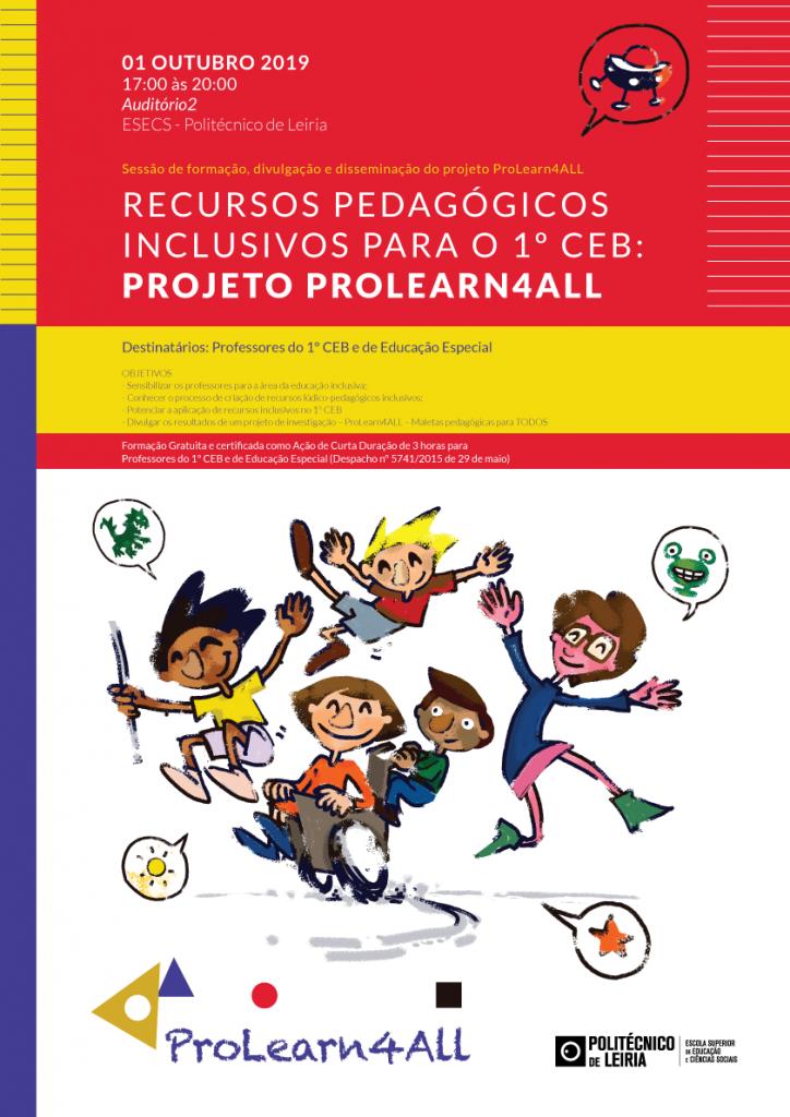 Cartaz_Projeto_ProLearn4ALL2