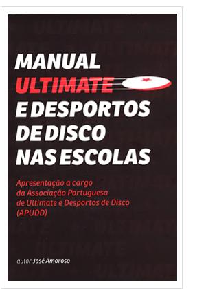 Manual Ultimate e Desportos de Disco na Escolas