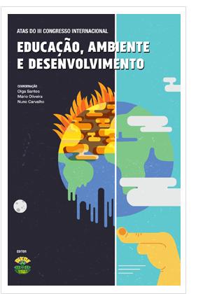 Livro de atas III Congresso Internacional: Educação, Ambiente e Desenvolvimento