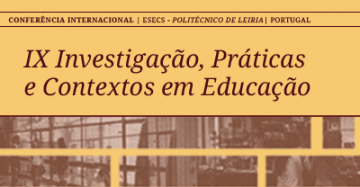 <strong>08 — 09 maio 2020</strong><br>ESECS – Politécnico de Leiria