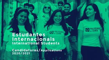 <strong>Estudantes Internacionais 2020/2021</strong><br> Licenciaturas com candidaturas abertas</strong>