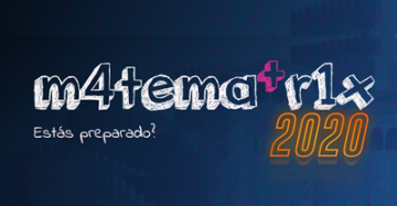 <strong>Matematrix 2020</strong><br>Inscrições abertas