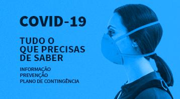 COVID-19: Informação | Prevenção | Plano de Contigência