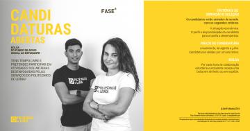 Candidaturas – Fundo de Apoio Social ao Estudante