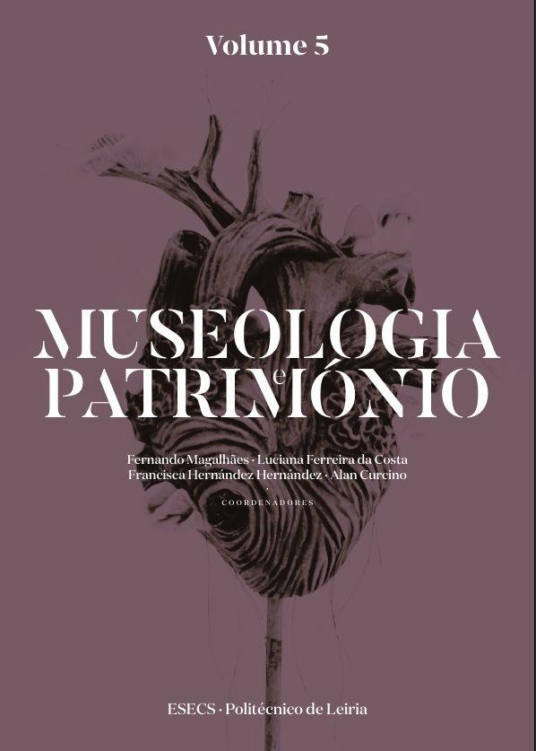 Capa do livro Museologia e Património - Volume 5