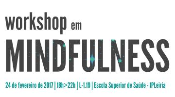 Workshop em Mindfulness (3ª edição) – 24 de fevereiro