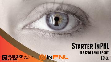 Starter InPNL – 11 e 12 de abril