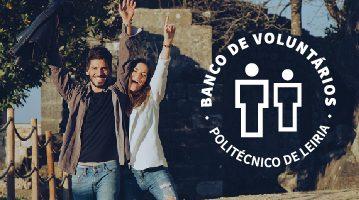 Inscreve-te no Banco de Voluntários do IPLeiria