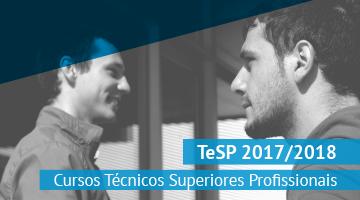 Até 11 de agosto – 1ª Fase de Candidaturas dos Cursos Técnicos Superiores Profissionais (TeSP)