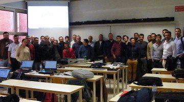 Curso de Formação Automacão, Planeamento e Execução de Projetos de Estruturas Light Steel Framing