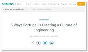 3 Ways Portugal is Creating a Culture of Engineering