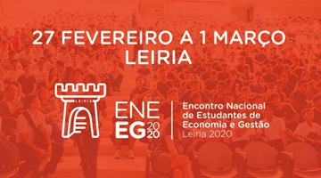 Encontro Nacional de Estudantes de Economia e Gestão (ENEEG)