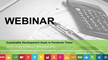 Sustainable Development Goals in Pandemic Times