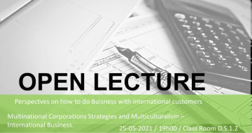 Perspectives on how to do Business with international customers