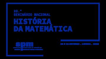 33.º Encontro do Seminário Nacional da História da Matemática em Leiria