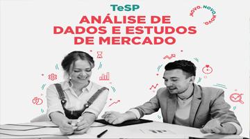 CTeSP Análise de Dados e Estudos de Mercado – Edição 2021/2022
