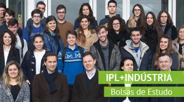 24 estudantes foram premiados com bolsas IPL+INDÚSTRIA