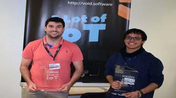 Estudantes de Engª. Informática vencem Bolsas Void