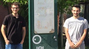 Estudantes estagiam no CERN, na Suiça