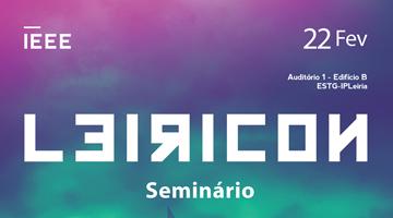 """Leiricon 2017 """"Segurança Informática"""""""