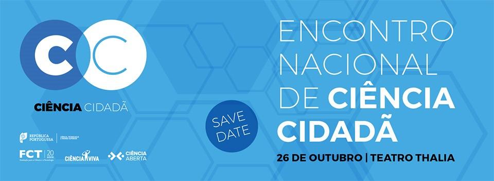 encontro nacional de ciencia cidada