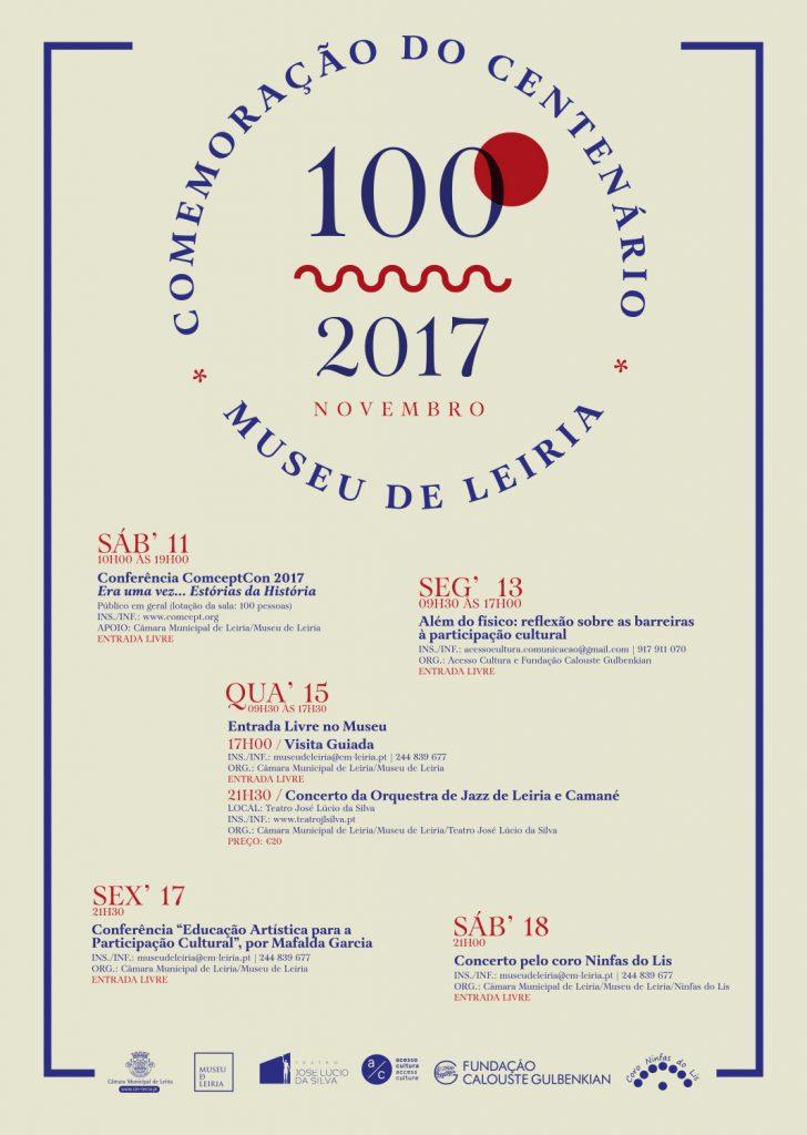 01. CENTENÁRIO MUSEU DE LEIRIA_CARTAZ C