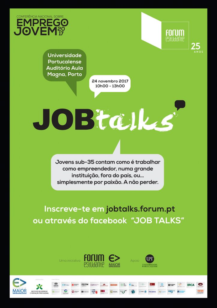 JobTalks_Cartaz final
