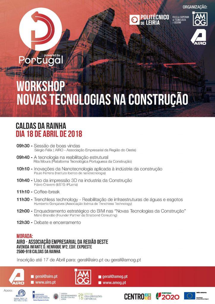 Seminario_Novas Tecnologias na Construcao
