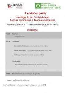 Programa_Workshop Grudis_2018