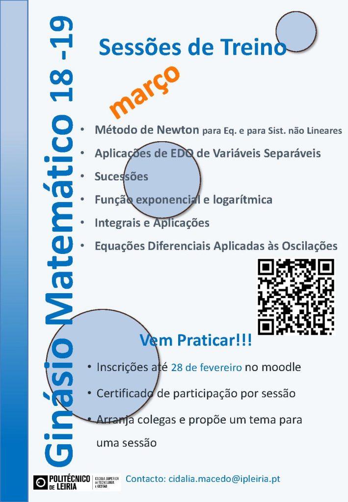 cartaz ginasio matematico março 18 19