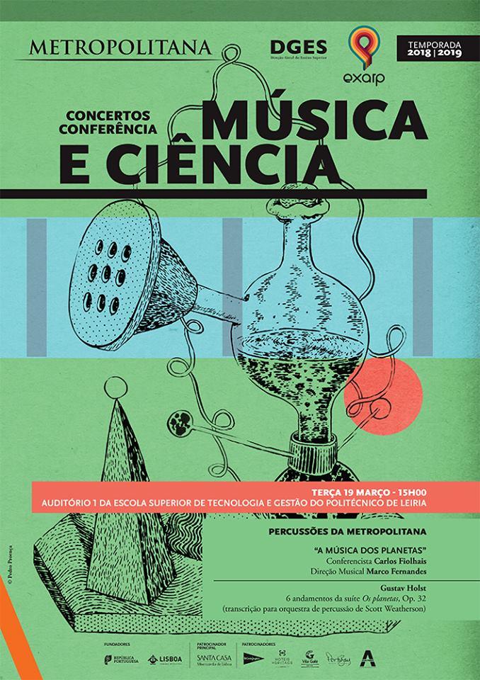Cartaz - Música e Ciência - 19 Março_ESTG_Leiria (002)