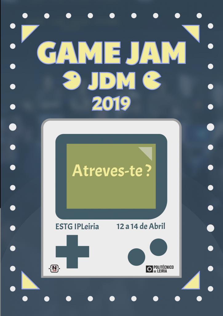 Cartaz Game Jam NJDM