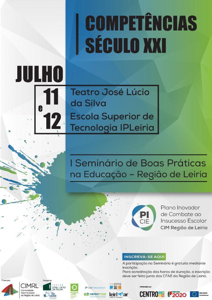 cartaz seminario PICIE