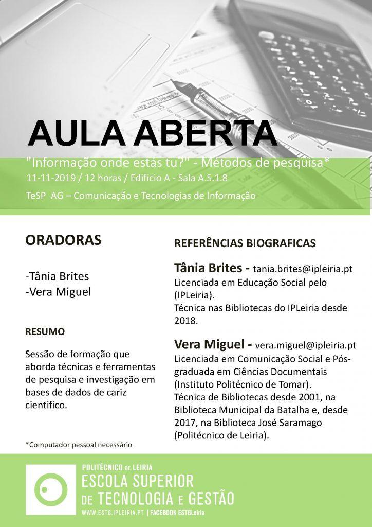 Aula Aberta AG