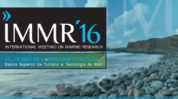 IMMR – International Meeting on Marine Research 2016 – 14, 15 July