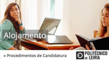 Candidatura a Alojamento 2016 – 2017
