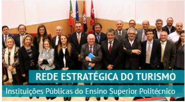 Rede Estratégica do Turismo entre Instituições Públicas do Ensino Superior Politécnico