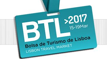 ESTM-IPLeiria na Bolsa de Turismo de Lisboa'17