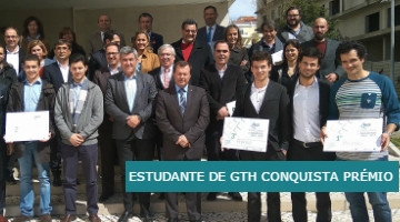 Estudante e antigo estudante de GTH conquistam prémio de Negócios