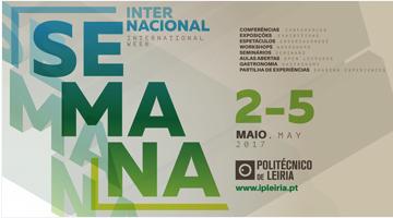 Semana Internacional 2017 – International week – 2-5 maio|May