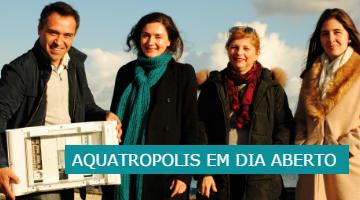 Consórcio Aquatropolis com dia aberto em Ílhavo