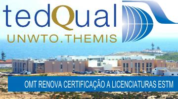 Organização Mundial de Turismo renova certificação a licenciaturas na área do Turismo da ESTM